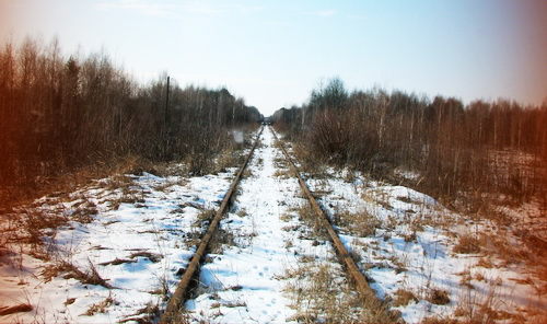 railway-in-chernobyl-zone